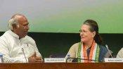 Rajya sabha elections:कर्नाटक में कांग्रेस नहीं लेगी जोखिम, खड़गे के अलावा कोई उम्मीदवार नहीं