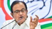 चिट्ठी विवाद पर बोले पी चिदंबरम, पत्र लिखने वाले कांग्रेसी मेरे और राहुल की तरह ही BJP विरोधी