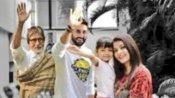 अमिताभ बच्चन ने परिवार की तस्वीर को साझा करके फैंस के लिए लिखी भावुक बात