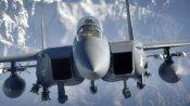 Video: 3, 280 फीट की ऊंचाई पर था ईरान का पैसेंजर जेट, अचानक सामने आया अमेरिका का फाइटर जेट F-15
