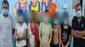 बिलासपुरः देह व्यापार करने वाली लड़की को बताया पत्नी फिर किराये पर मकान लेकर चलाने लगा सेक्स रैकेट