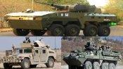 Ladakh:आर्मी को चुनना है इनमें से एक कंपनी के बख्तरबंद वाहन, जानिए स्वदेशी कौन है