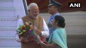 सुषमा स्वराज की पहली पुण्यतिथि पर पीएम मोदी ने किया नमन, कुछ इस तरह किया याद
