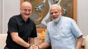 PM मोदी ने की अनुपम खेर की किताब की तारीफ, एक्टर ने शेयर किया पीएम का पत्र