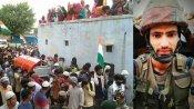 मोहसिन खान : 22 साल के शहीद बेटे को ईद के दिन अंतिम विदाई, कुछ दिन पहले हुई थी सगाई