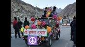 Video: सियाचिन में चीन-पाकिस्तान के करीब गूंजा 'गणपति बप्पा मोरया', सेना ने मनाई गणेश चतुर्थी