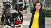सुदीक्षा भाटी केस: 'जाट' वाली बुलेट की तलाश, सूचना देने वाले को मिलेगा 20 हजार का इनाम