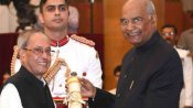 Pranab Mukherjee ने भारत रत्न मिलने पर कहा था, जो किया उससे कहीं ज्यादा प्यार मिला