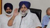 सुखबीर सिंह बादल का BJP पर हमला, ये पार्टी है असली 'टुकड़े-टुकड़े गैंग'