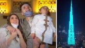 'बुर्ज खलीफा' पर कपल ने आयोजित किया 'जेंडर रिवील इवेंट', लोग चिल्लाए-Its Boy, वायरल हुआ Video