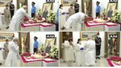 Pranab Mukherjee Passed Away: 10 राजाजी मार्ग जाकर PM मोदी ने दी 'प्रणब दा' को श्रद्धांजलि