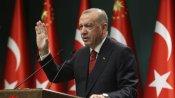 तुर्की के राष्ट्रपति एर्डोगान ने UNGA में उठाया कश्मीर का मसला, भारत ने लगाई फटकार