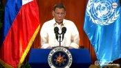 UNGA में चीन पर हमलावर हुए फिलीपींस के राष्ट्रपति दुर्तेते, पहली ही स्पीच में विस्तारवाद को लेकर उधेड़ी बखिया