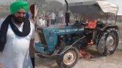 अकाली दल के नेता ने फूंका अपना ट्रैक्टर, कहा- कृषि बिल वापस ना लिए तो पीएम आवास के सामने करूंगा आत्मदाह