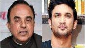 सुशांत सिंह राजपूत की एम्स रिपोर्ट की जांच के लिए नया मेडिकल बोर्ड चाहते हैं सुब्रमण्यम स्वामी