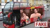 Fact Check: कोलंबिया के सिटी बस में डा.अंबेडकर और उनकी पत्नी की तस्वीर वाली फोटो का सच!