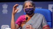 घोषित सरकारी योजनाओं और प्रोत्साहन से MSME सेक्टर में लाभ हुआ हैः निर्मला सीतारमन