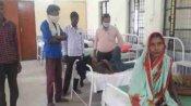 बलरामपुर: हाईटेंशन लाइन की चपेट में आए 14 लोग झुलसे, 12 बच्चे भी शामिल
