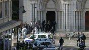 फ्रांस के नीस में चर्च के अंदर लोगों पर चाकू से हमला, 3 की मौत, आतंकी ने महिला का सिर कलम किया