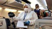 हवाई जहाज में कोरोना फैलने का कितना खतरा है, WHO ने बताया