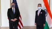 जापान के टोक्यो में अमेरिका के विदेश मंत्री माइक पोंपेयो से मिले एस जयशंकर