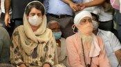दिल्ली: वाल्मीकि मंदिर में हाथरस पीड़िता के लिए प्रार्थना सभा, प्रियंका गांधी भी पहुंची