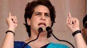 Hathras case: योगी सरकार पर भड़कीं प्रियंका गांधी, कहा- ऐसी घटनाओं पर गुस्सा चढ़ता है, मेरी भी 18 साल की बेटी है