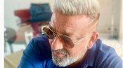 कैंसर से जंग जीतने वाले संजय दत्त ने बदला बालों का रंग, फैंस बोले-'कमाल हो बाबा'