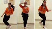 यजुवेंद्र चहल की मंगेतर Dhanashree Verma ने गर्मी गाने पर किया धमाकेदार डांस, तेजी से वायरल हो रहा VIDEO