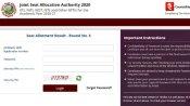 JoSAA Counselling 2020: पांचवें राउंड के सीट आवंटन का रिजल्ट जारी, यहां करें चेक
