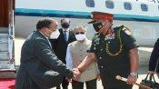 भारत-श्रीलंका-मालदीव समुद्री सुरक्षा सम्मेलन के लिए कोलंबों पहुंचे NSA अजीत डोभाल