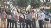 मास्क न लगाने पर महिला दरोगा ने बिजलीकर्मी को जड़ा थप्पड़, कर्मचारियों ने काट दी 35 गांवों की बिजली