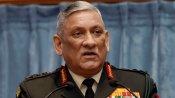 भारत-चीन की कोर कमांडर वार्ता से पहले सीडीएस रावत बोले- LAC पर किसी भी बदलाव को स्वीकार नहीं करेगा भारत