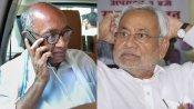 बिहार में घटीं JDU की सीटें तो दिग्विजय सिंह ने दिया नीतीश कुमार को ये ऑफर