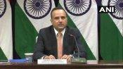 MEA प्रवक्ता ने कहा एलएसी पर शांति को लेकर जल्द ही भारत-चीन के बीच वार्ता आयोजित कर हल निकालेंगे