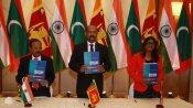 भारत, श्रीलंका और मालदीव के बीच त्रिपक्षीय बैठक, समुद्री सुरक्षा में सहयोग पर बनी सहमति