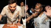 RCB ने धूमधाम से मनाया विराट कोहली का जन्मदिन, सोशल मीडिया पर वायरल हो रहा वीडियो