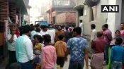 कुशीनगर: अवैध पटाखा गोदाम में हुआ विस्फोट, चार लोगों की मौत, कई घायल