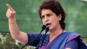 प्रदूषण पर प्रियंका गांधी ने योगी सरकार को घेरा, कहा- किसानों का वोट कानूनी और पराली...?