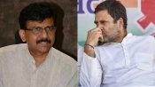 राहुल गांधी को 'नर्वस' बताने वाले ओबामा के बयान पर संजय राउत ने क्या कहा