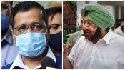 पंजाब CM अमरिंदर सिंह का अरविंद केजरीवाल पर फिर बड़ा हमला, कहा- वो एक 'बड़ा फ्रॉड'