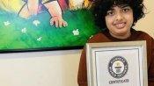 UAE में रहने वाले 12 साल के भारतीय बच्चे ने बनाया रिकॉर्ड, हवाई जहाज के सबसे ज्यादा टेल्स की पहचान की