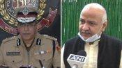 केजरीवाल के 'हाउस अरेस्ट' के दावे पर आया दिल्ली के सीपी का बयान, सिसोदिया बोले- BJP बुरी तरह घबरा गई