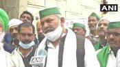 तीनों कृषि कानूनों की वापसी और एमएसपी पर कानून बनने तक जारी रहेगा आंदोलन: राकेश टिकैत