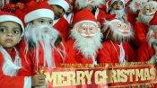 Merry Christmas 2020: अपनों को 'क्रिसमस' पर भेजें ये प्यार भरे संदेश