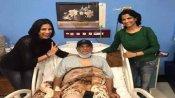 सुशांत सिंह के पिता केके सिंह अस्पताल में हुए भर्ती, फोटो आई सामने