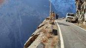 सुसाइड प्वॉइंट पर सेल्फी ले रही महिला हजार फीट गहरी खाई में गिरी, 12 घंटे बाद मिला शव