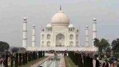 नए साल पर Taj Mahal का दीदार करने वालों के लिए खुशखबरी, अब रोजाना आ सकेंगे 15 हजार सैलानी