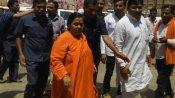 आंदोलित किसानों पर भाजपा नेता उमा भारती ने कहा- आक्रोश जायज है लेकिन सरकार से बात करने पर ही निकलेगा हल