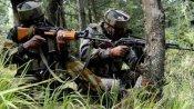 जम्मू और कश्मीर के पुलवामा के लीलार इलाके में मुठभेड़, पुलिस और सुरक्षा बल ऑपरेशन को अंजाम दे रहे